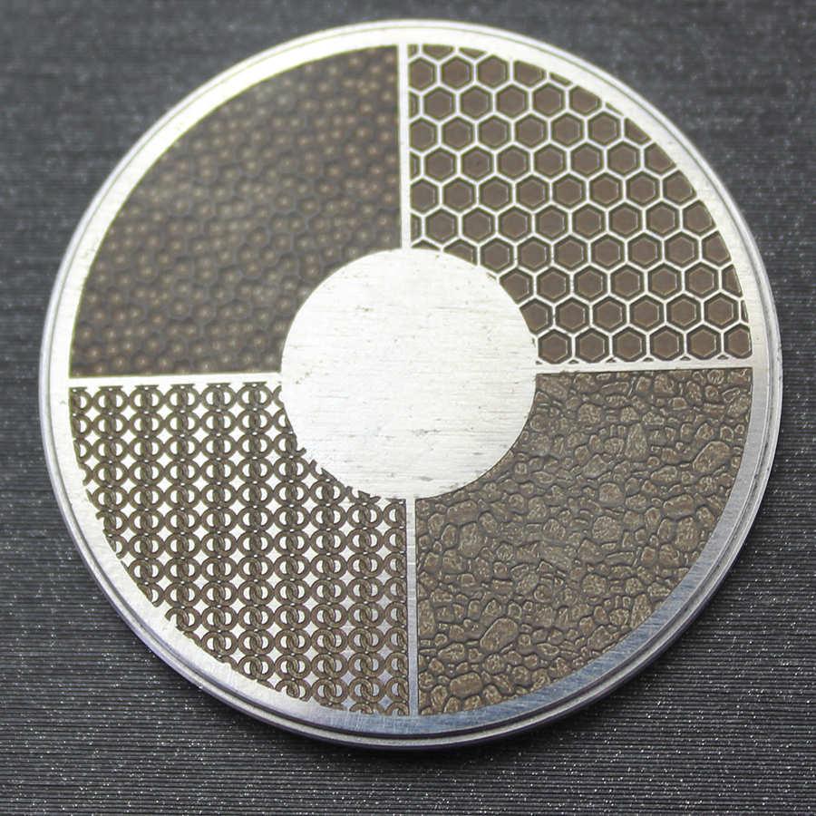Lasergravieren 4 verschiende Oberflächen 070